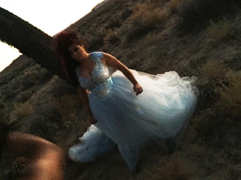Cinderella in the desert low res
