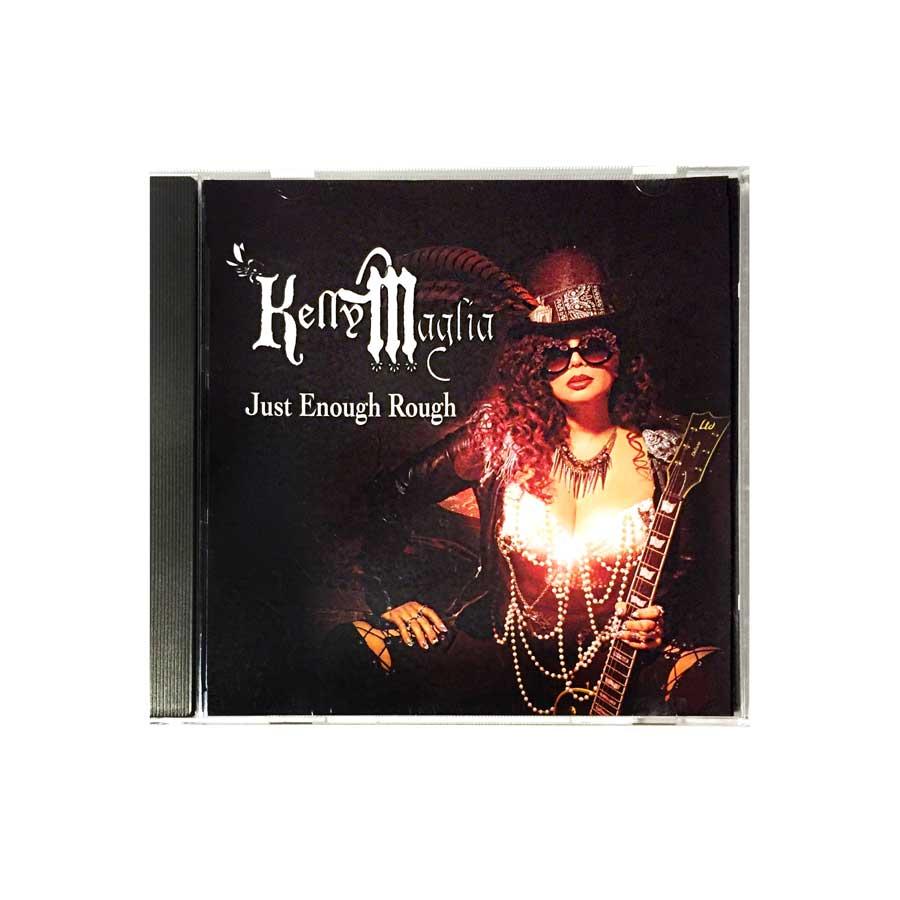 just enough rough EP CD